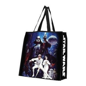 スターウォーズ トートバッグ Star Wars Shopping Tote Starwars ショッピングバッグ 直輸入品 audio-mania