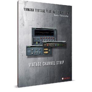 YAMAHA ヤマハ Steinberg スタインバーグ VINTAGE CHANNEL STRIP ビンテージ・チャンネル・ストリップ|直輸入品|audio-mania