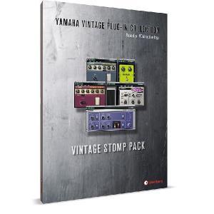 Steinberg スタインバーグ VINTAGE STOMP PACK ビンテージ ストンプ パック 直輸入品 audio-mania
