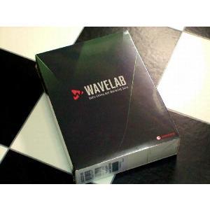 YAMAHA ヤマハ Steinberg WaveLab 8 通常版 スタインバーグ ウェーブラボ|直輸入品/日本語対応|新品|audio-mania