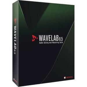 Steinberg WaveLab 8.5 通常版 スタインバーグ|直輸入品|audio-mania
