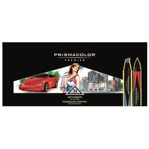 SANFORD Prismacolor マーカー サンフォード プリズマカラー Premier Double Ended アートマーカー|audio-mania