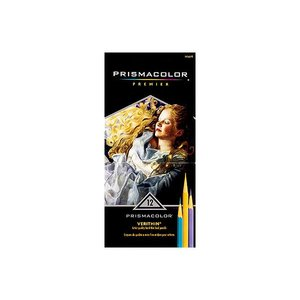 プリズマカラー 色鉛筆 SANFORD Prismacolor Premier Verithin Colored Pencils 12色 セット|audio-mania