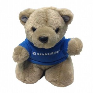 Teddy Bear テディベア イヤホンスタンド|直輸入品|新品|クマ くま 熊|かわいい インテリア ぬいぐるみ おしゃれ|audio-mania