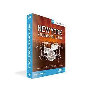 Toontrack SDX NEW YORK STUDIOS LEGACY SERIES トーントラック・ニューヨークスタジオ・レガシーシリーズ|audio-mania