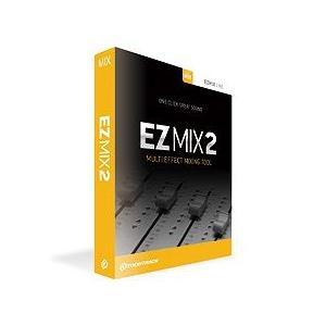 Toontrack トーントラック EZ Mix 2 イージー・ミックス ダウンロード版 シリアル販売|直輸入品|audio-mania