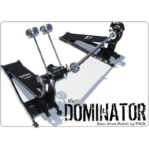 Trick Drums Dominator Double Pedal トリック ドラム ドミネーター ダブル|直輸入品|audio-mania