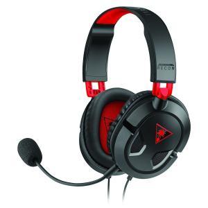 Turtle Beach タートルビーチ ゲーミング・ヘッドセット PC 有線 高音質 マイク EAR FORCE RECON 50  │直輸入品|audio-mania