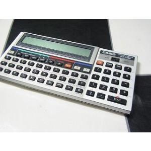 中古|Casio ポケコン FX-730P Pocket Computer|関数電卓|audio-mania