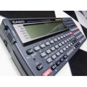 中古|CASIO ポケコン Z1GR Pocket Computer|関数電卓|audio-mania