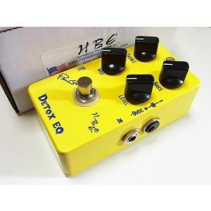 中古|HBE Home Brew Electronics Detox EQ ホーム・ブリュー・エレクトロニクス デトックスEQ ポール・ギルバート|audio-mania