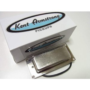 中古|Kent Armstrong ケント アームストロング ミニハムバッカー ピックアップ MFBV-2 Nickel|直輸入品|audio-mania