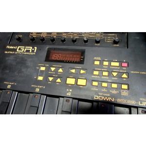 中古|Roland ローランド ギター シンセサイザー MIDI GR-1 GR 1 ローランド ギター シンセ GR1