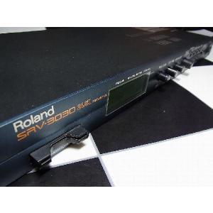 中古|ROLAND ローランド エフェクター SRV 3030 Digital Reverb リバーブ SRV3030 SRV-3030|audio-mania