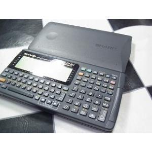 中古|SHARP ポケコン G850V Pocket Computer|関数電卓|audio-mania