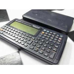 中古|SHARP ポケコン G850VS Pocket Computer|関数電卓|audio-mania