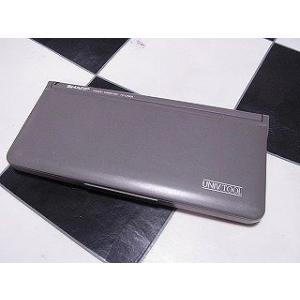 中古|SHARP ポケコン PC-U6000 Pocket Computer|関数電卓|audio-mania