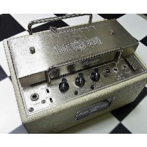 チューブを内蔵した、通すだけで音が太くウォームになるテープエコー  120V仕様  [中古品]筐体に...