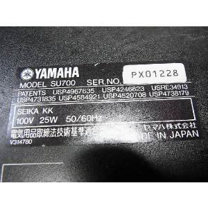 中古|YAMAHA ヤマハ サンプラー SU-700 SU 700 SU700 リズムマシン ドラム 打ち込み 音源 シーケンサー リズムボックス|audio-mania|03