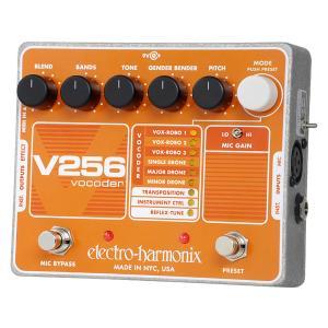 Electro Harmonix エフェクター V256 ボコーダー|直輸入品|audio-mania