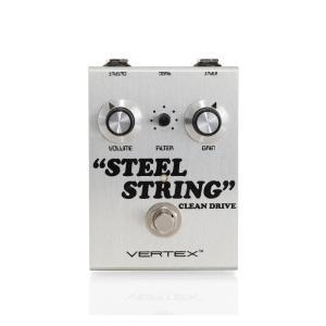 VERTEX バーテックス STEEL STRING CLEAN DRIVE オーバードライブ|直輸入品|audio-mania