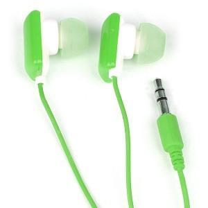 Vibe バイブ イヤホン 有線 Juicys Comfort  Green Apple グリーンアップル 直輸入品 audio-mania