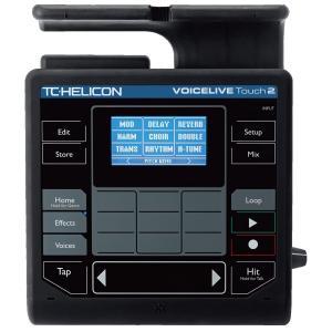 TC Helicon エフェクター Voice Live Touch2 ヴォーカルエフェクター|直輸入品|TC-Helicon|audio-mania