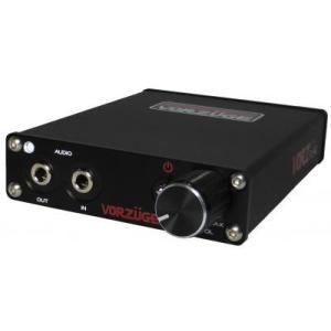 VORZUGE ヴォルズーゲ ヘッドホンアンプ ポータブル VorzAMP pure ピュア audio-mania