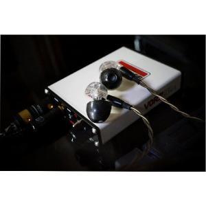 VORZUGE ヴォルズーゲ ヘッドホンアンプ  VorzAMP pure II ピュア ivory White audio-mania