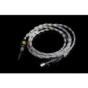 Whiplash Audio ウィプラッシュ オーディオ TWag V3 LITZ /AKG ヘッドホン Mini(ミニ) XLR 用 リケーブル|audio-mania