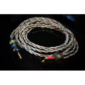 Whiplash Audio TWag V3 and TWcu V3 Hybrid リケーブル 交換用ケーブル MMCX コネクタ Shure イヤホン|audio-mania