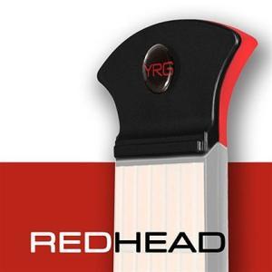 You Rock Guitar Headstock Red Head ユーロックギター ヘッド audio-mania
