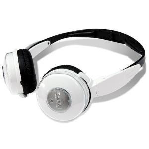 ZALMAN ヘッドホン ヘッドフォン 有線 高音質 ZM-DS4F White 2-way |直輸入品|audio-mania