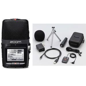 ZOOM H2n専用アクセサリセット APH-2nの商品画像|ナビ