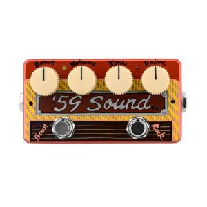 Zvex エフェクター'59 SOUND Horizontal 直輸入品  audio-mania