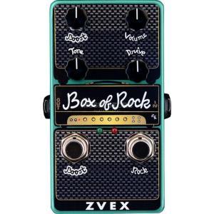 Zvex エフェクターBOX OF ROCK VERTICAL 直輸入品  audio-mania