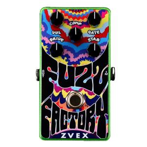 Zvex エフェクター FUZZ FACTORY VERTICAL 直輸入品  audio-mania