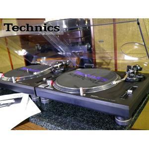 Technics SL-1200MK3 ターンテーブル 純正シェル付属 2台セット 当社メンテ/調整済品 Audio Station|audio-st