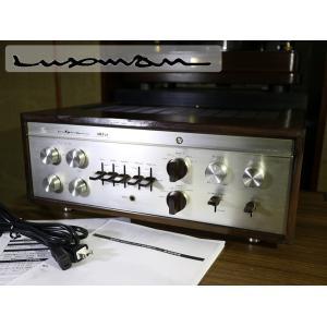 LUXMAN SQ38FD MKII 真空管 プリメインアンプ ウッドケース付 当社メンテ/調整済品 Audio Station|audio-st
