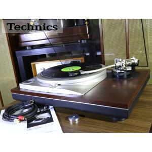 Technics SL-1025 レコードプレーヤー SP-25 / EPA-250 搭載 専用ケーブル等付属 当社メンテ/調整済品 Audio Station|audio-st