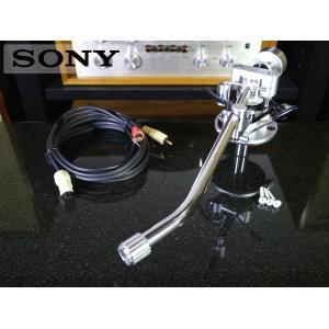 SONY PUA-1600L ロング トーンアーム ケーブル等付属 リフターオイル補充済み Audio Station|audio-st
