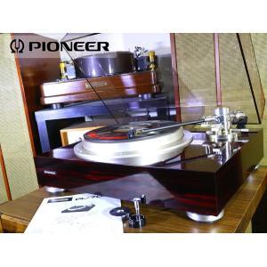 Pioneer PL-70LII レコードプレーヤー ウエイト3種付属 当社整備/調整済品 Audio Station audio-st