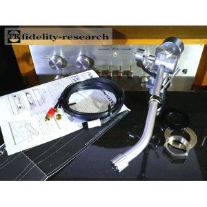 fidelity-research FR-64 トーンアーム PHONOケーブル等付属 リフターオイル補充済み Audio Station audio-st