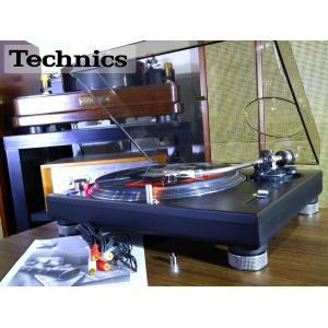 Technics SL-1200MK4 レコードプレーヤー 純正シェル/サブウエイト等付属 当社整備/調整済品 Audio Station audio-st