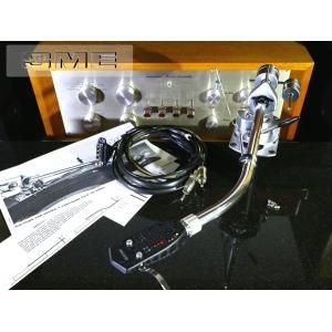 SME 3009 S2 トーンアーム SMEシェル/ケーブル付属 リフターオイル補充済み Audio Station audio-st