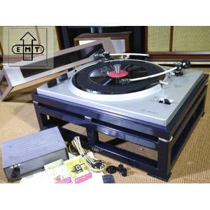 EMT 927F 997 2本搭載 レコードプレーヤー TSD 15 OFD 25 T890/1 昇圧トランス付 Audio Station|audio-st