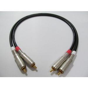 CANARE カナレ L-2T2S RCAケーブル 2本1セット 50cm [A]|audio-yamato|02