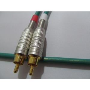 ■ 商品仕様 ■  ケーブル:ナノテック・システムズ MUSIC STRADA #207(2芯シール...