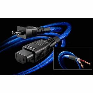 【〜1/20(土)23:59まで最大P19倍】Zonotone 6N2P-3.0Meister(1.5m) シールド付2P-3P電源ケーブル ゾノトーン|audio