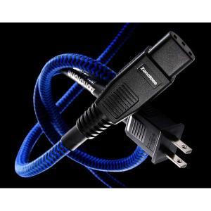 【〜1/20(土)23:59まで最大P19倍】Zonotone 6N2P-3.5 Blue Power 電源ケーブル(1.5m) ゾノトーン 6N2P3.5BLUEPOWER|audio